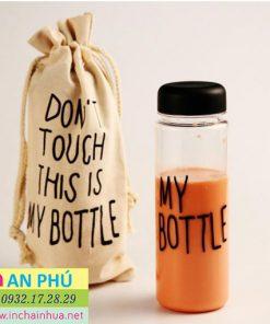 Túi vải bottle